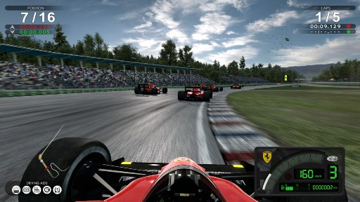 Test Drive Ferrari racing legends