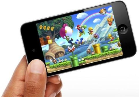 nintendo game for mobile