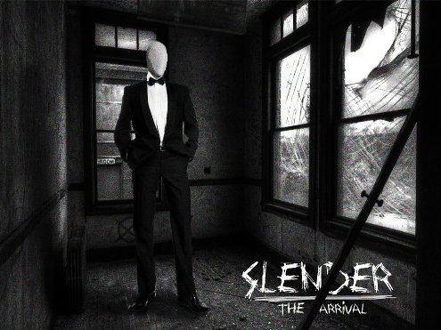 slender xbox 360 game