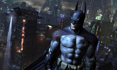 new Batman game