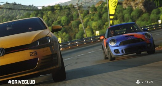 Sony details Driveclub