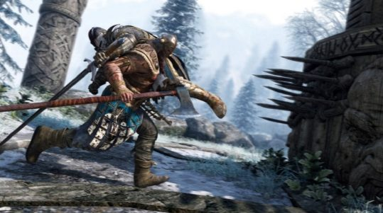 additional content of For Honor