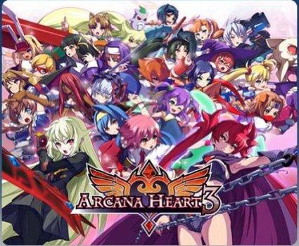 Arcana Hearts 3