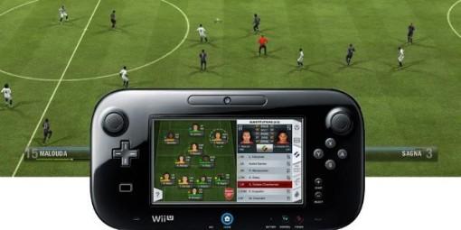 FIFA 13 on WiiU