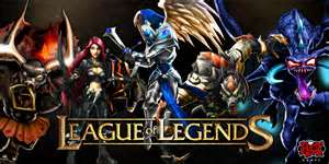 league of legend