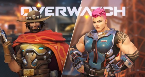 blizzard overwatch new characters