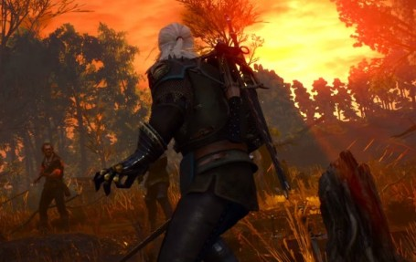 The Witcher 3 on Xbox One